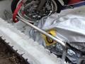 活躍中のバイク盗難防止パイプ