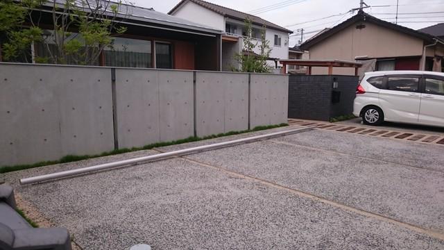 ステンレス製駐車ブロック『TOMERUNO』101 オーダータイプ